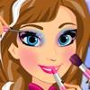 Anna Frozen Makeup School