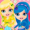 Baby Barbie Strawberry Costumes