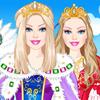 لعبة تلبيس باربي الأميرة